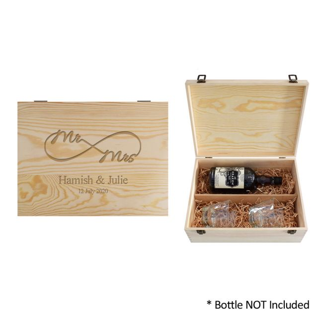 Personalised Engraved Scroll Pen and Box Set Men Fathers Day Birthday Retirement